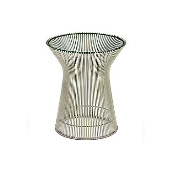 Shown in Polished Nickel/Clear Glass