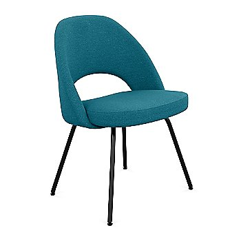 Shown in Classic Boucle: Pearl Fabric Color, Polished Chrome Finish