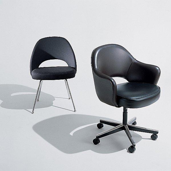 Saarinen Executive Armchair with Swivel Base