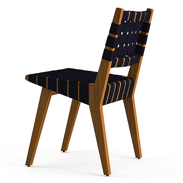 Risom Outdoor Side Chair