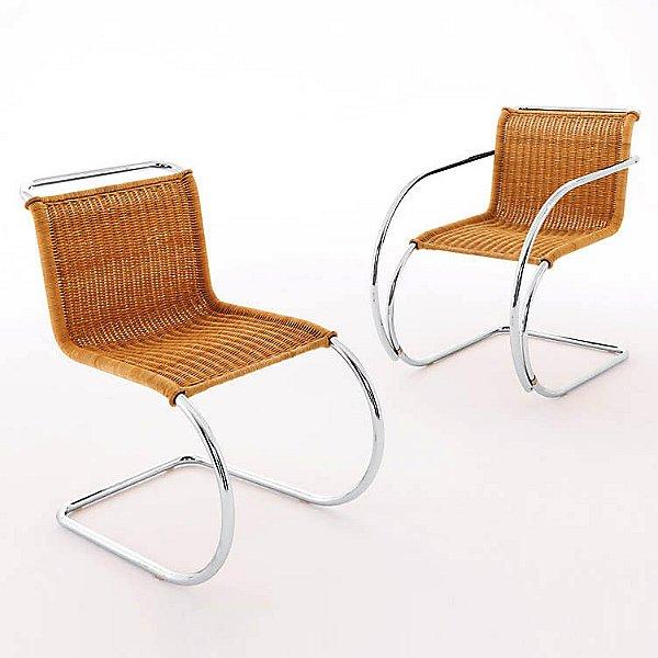MR Rattan Side Chair