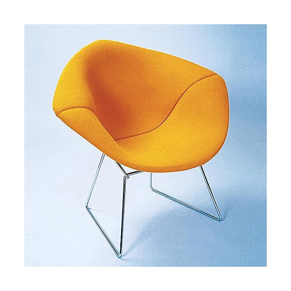 Diamond Lounge Chair, Fully Upholstered