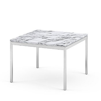 Florence Knoll Square Coffee Table / in use