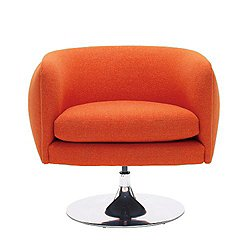 Joseph Paul D'Urso Swivel Lounge