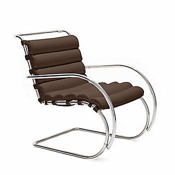 MR Lounge Chair with Arms, in use