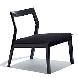 Krusin Armless Lounge Chair