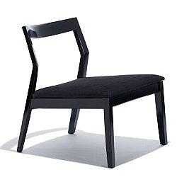 Krusin Armless Lounge Chair