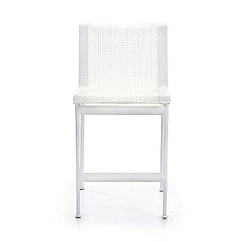 White Frame / White Mesh / White Strap