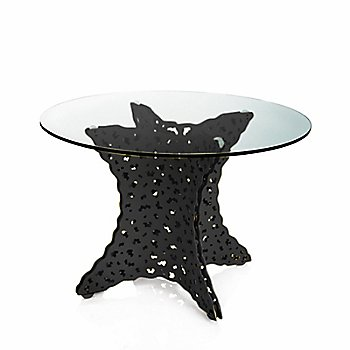 Topiary Dining Table with Topiary Lounge Chair