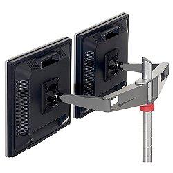 Sapper Double Monitor Arm
