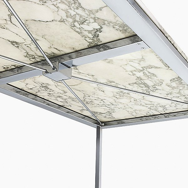 Florence Knoll 60-Inch Dining Table