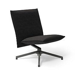 Pilot Swivel Low Back Armless Lounge