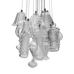 Ceraunavolta Multi-Light Pendant Light