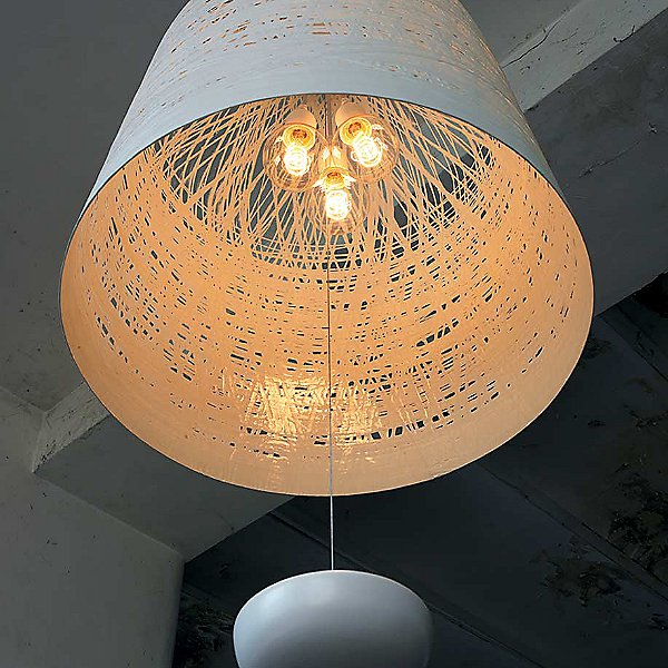 Black Out Pendant Light