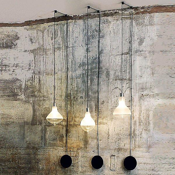 Makeup Shape #3 LED Wall Sconce