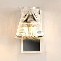 Light-Air Sculpted Wall Sconce