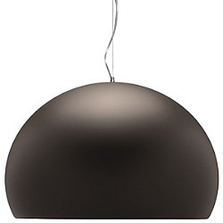Opaque FL/Y Pendant Light