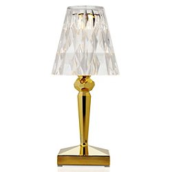 Precious Battery Table Lamp (Gold) - OPEN BOX RETURN
