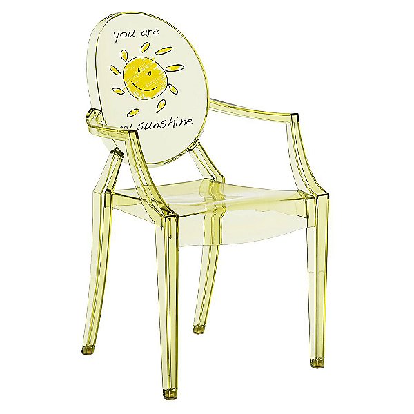 Children's Lou Lou Ghost Armchair Special Edition