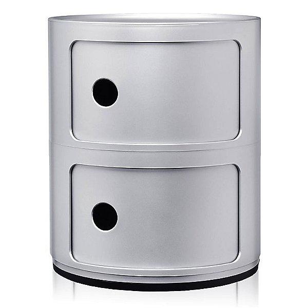 Componibili Round Modular Stacking Units