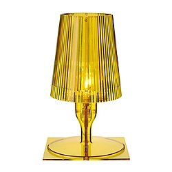 Take Table Lamp (Yellow) - OPEN BOX RETURN