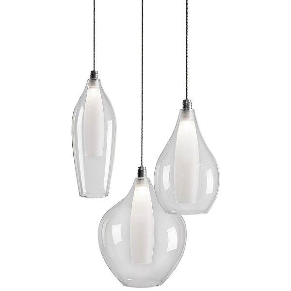 Victoria Multi Light LED Pendant Light