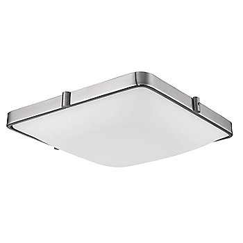 Shown in Brushed Nickel finish, 16 inch