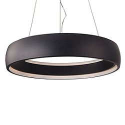 Halo Circular Pendant Light