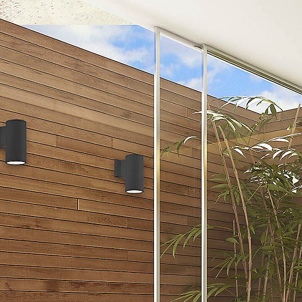 Nordic LED Outdoor Wall Sconce