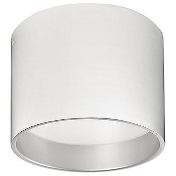 Small size / White with Silver Interior finish