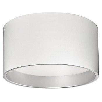 Medium size / White with Silver Interior finish