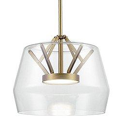 Deco LED Mini Pendant Light