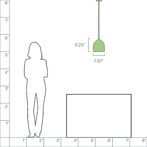 Helena Mini Pendant Light