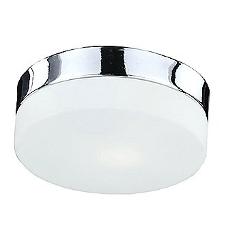 Shown in Chrome finish, Large size