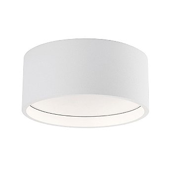 White finish / Frosted Diffuser Shade