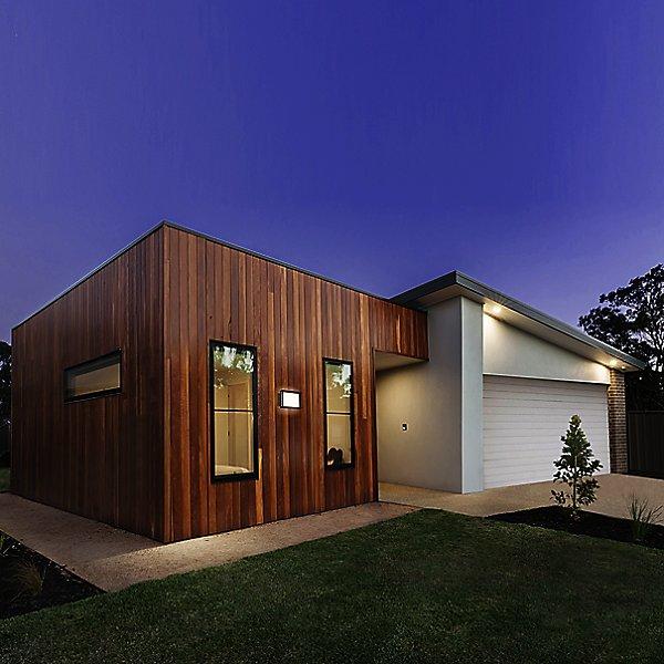 Dynamo LED Rectangular Outdoor Wall Light