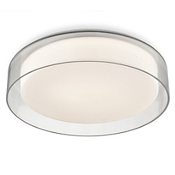 Aston LED Flush Mount Ceiling Light