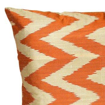Orange and White / Detail view