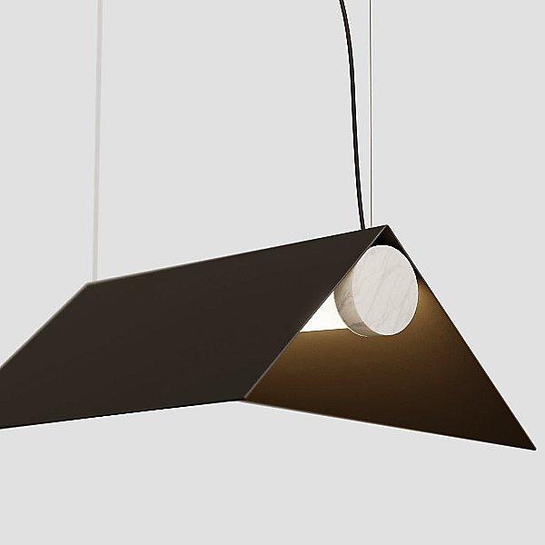 Clark LED Linear Suspension