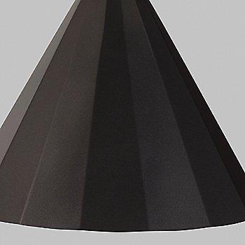 Gunmetal finish / Detail view