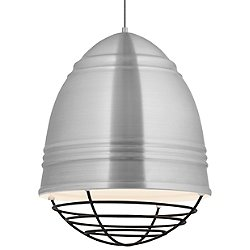 Loft Grande Cage Pendant Light