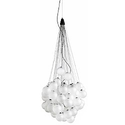 Stochastic LED Pendant Light