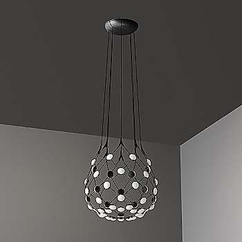 Mesh LED Pendant Light