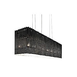 Plisse Pendant Light