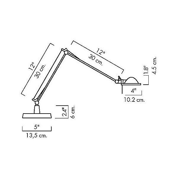 Berenice Small Table Lamp