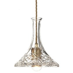 Tulip Decanter Pendant Light
