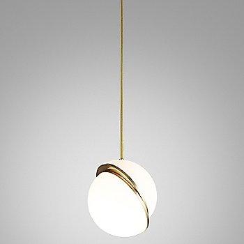 Brushed Brass finish / illuminated
