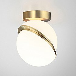 Mini Crescent LED Ceiling Light