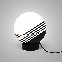 Optical LED Table Lamp