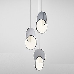 Eclipse Multi-Light Pendant Light